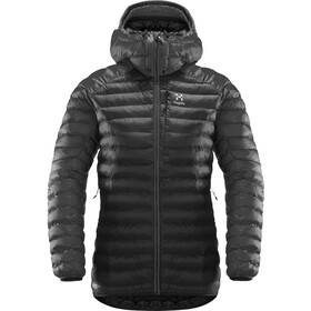 Haglöfs Essens Mimic Hood Jacket Damen slate